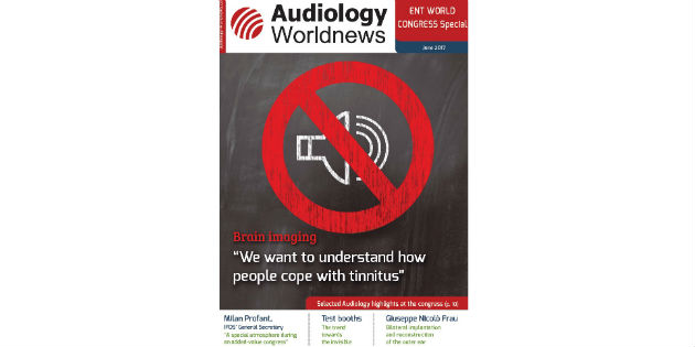 Portada del Audiology Worldnews ENT World Congress