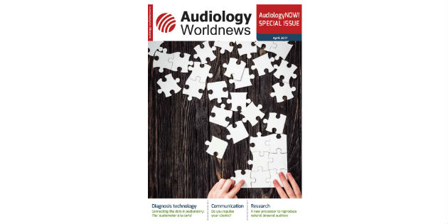 Revista Audiology Worldnews AudiologyNOW!