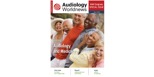 Audiology Worldnews especial AAA 2019